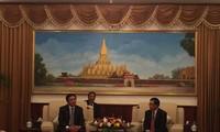 เวียดนามและลาวขยายความร่วมมือด้านสังคมศาสตร์