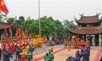 พิธีสักการะบูชากษัตริย์หลากลองกวน ผู้สร้างประชาชาติเวียดนาม