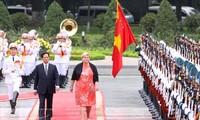 การประชุมทาบทามทางการเมืองระดับรัฐมนตรีช่วยต่างประเทศเวียดนาม – นอร์เวย์ครั้งที่ 8