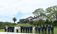 นายกรัฐมนตรีเหงียนซวนฟุ๊กเสร็จสิ้นการเยือนญี่ปุ่นและการเข้าร่วมการประชุมสุดยอดจี 7 ขยายวง