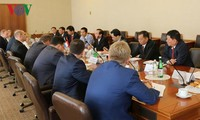 เวียดนามและรัสเซียขยายความร่วมมือในการป้องกันและปราบปรามการคอร์รัปชั่น