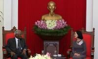 พรรคคอมมิวนิสต์เวียดนามขยายความร่วมมือและแลกเปลี่ยนประสบการณ์กับพรรคคอมมิวนิสต์อินเดีย