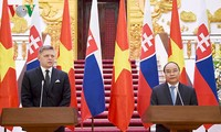 แถลงการณ์เวียดนาม – สโลวาเกีย
