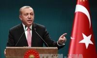 ประธานาธิบดีตุรกีให้คำมั่นที่จะปฏิรูปกองกำลังติดอาวุธ