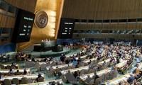 สมัชชาใหญ่สหประชาชาติอนุมัติมติประนามคำสั่งคว่ำบาตรคิวบาของสหรัฐ