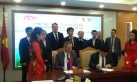 สถานีวิทยุเวียดนามกับองค์กรวิทยุและโทรทัศน์แห่งชาติสโลวาเกียลงนามในข้อตกลงร่วมมือ
