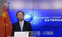 จีนและสหรัฐเห็นพ้องที่จะขยายความสัมพันธ์ระหว่างสองประเทศ