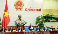 มติการประชุมรัฐบาลประจำเดือนมกราคมปี 2017