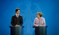 เยอรมนีให้ความสำคัญต่อบทบาทของนาโต้และความเป็นเอกภาพของอียูต่อสหรัฐ