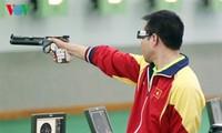 นักกีฬายิงปืนเวียดนามหว่างซวนวิงห์คว้าเหรียญเงินในการแข่งขันยิงปืนชิงแชมป์โลก
