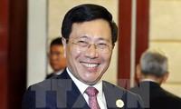 ยกระดับประสิทธิภาพความร่วมมือในทุกด้านระหว่างเวียดนามกับกัมพูชา