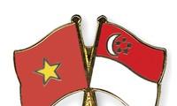 เสริมสร้างความสัมพันธ์หุ้นส่วนยุทธศาสตร์เวียดนาม – สิงคโปร์ให้เข้าสู่ส่วนลึกมากขึ้น