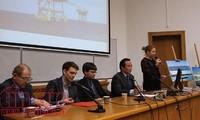 การสัมมนาเกี่ยวกับความมั่นคงในทะเลตะวันออก ณ ประเทศโปแลนด์