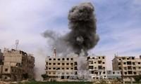 ประเทศต่างๆกับเหตุสหรัฐโจมตีทางอากาศใส่กองทับซีเรีย