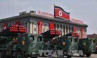 ความตึงเครียดบนคาบสมุทรเกาหลีทวีความรุนแรง