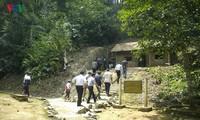 Der Mai in der Gedenkstätte des Sieges in Dien Bien Phu