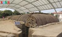 เดือนพฤษภาคมเยือนเขตโบราณสถานชัยชนะเดียนเบียนฟู