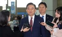 ประธานาธิบดีสหรัฐมีความประสงค์จะร่วมมือกับสาธารณรัฐเกาหลีเกี่ยวกับปัญหาเปียงยาง