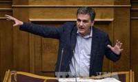 กรีซเรียกร้องให้เจ้าของหนี้ให้คำมั่นลดหนี้