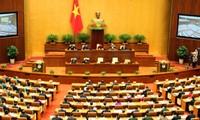 เปิดการประชุมครั้งที่ 3 รัฐสภาเวียดนามสมัยที่ 14