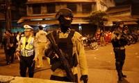 อินโดนีเซียเตือนภัยเกี่ยวกับการปรากฎตัวของพวกก่อการร้ายในขอบเขตที่กว้างใหญ่
