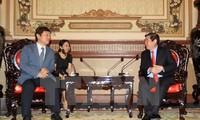 นครโฮจิมินห์มีความประสงค์ขยายความร่วมมือด้านการศึกษาและฝึกอบรมกับสาธารณรัฐเกาหลี