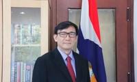 บทสัมภาษณ์ท่านเอกอัครราชทูตไทยประจำเวียดนาม วันที่ 8 สิงหาคมปี 2017