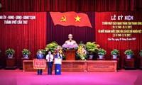 พิธีฉลองครบรอบ 72 ปีการปฏิวัติเดือนสิงหาคมและวันชาติเวียดนามที่นครเกิ่นเทอ