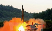 ญี่ปุ่นและรัสเซียให้คำมั่นปฏิบัติมติคว่ำบาตรของสหประชาชาติต่อการทดลองยิงขีปนาวุธของเปียงยาง