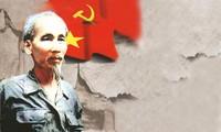 ประธาน โฮจิมินห์มีบทบาทสำคัญและมีส่วนอุทิศที่ยิ่งใหญ่ต่อการปฏิวัติของลาว