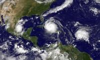 พายุ Irma อ่อนกำลังลงแต่ยังคงน่ากังวล