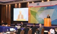 นายกรัฐมนตรีเวียดนามเข้าร่วมการประชุมรัฐมนตรีสถานประกอบการขนาดกลางและขนาดย่อมเอเปกครั้งที่ 24