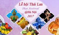Thai Festival ครั้งที่ 9 จะมีขึ้น ณ กรุงฮานอยปลายสัปดาห์นี้
