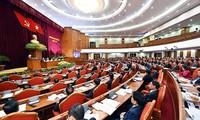 ประชามติแสดงความคิดเห็นเกี่ยวกับเนื้อหาของการประชุมคณะกรรมการกลางพรรคครั้งที่ 6 สมัยที่ 12