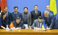 การประชุมครั้งที่ 14 คณะกรรมการร่วมรัฐบาลเวียดนาม – ยูเครน