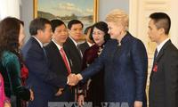 เวียดนามขยายความสัมพันธ์มิตรภาพที่มีมาช้านานและความร่วมมือในหลายด้านกับลัตเวีย