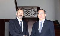 องค์กรการเงินระหว่างประเทศสนับสนุนนครโฮจิมินห์ในกระบวนการพัฒนา