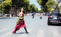 The best street style เวทีแห่งวัยรุ่นเวียดนามที่ชอบแต่งตัวตามแฟชั่น