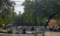 รัสเซีย ญี่ปุ่นช่วยเวียดนามแก้ไขผลเสียหายจากพายุดอมเรย
