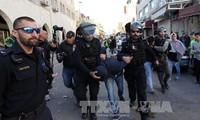 ความตึงเครียดเกิดขึ้นเนื่องจากปัญหาเยรูซาเลม