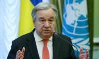 สหประชาชาติชื่นชมบทบาทของการสนทนาในการแก้ไขปัญหาเปียงยาง