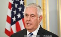 รัฐมนตรีต่างประเทศสหรัฐเยือนตะวันออกกลางเพื่อหารือเกี่ยวกับวิกฤตซีเรีย