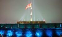 ส่องไฟหอธงชาติกรุงเก่าเว้เพื่อสร้างไฮไลท์ดึงดูดนักท่องเที่ยว