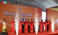 วันหนังสือเวียดนามครั้งที่ 5-ขยายความงามของวัฒนธรรมการอ่านหนังสือ