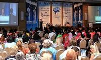 รองประธานแห่งรัฐNguyễn Thị Doan เข้าร่วมการประชุมสุดยอดสตรีสากล๒๐๑๒