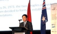 ๔๐ปีการสถาปนาความสัมพันธ์ทางการทูตเวียดนาม-ออสเตรเลีย