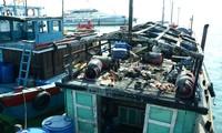 เวียดนามประท้วงจีนยิงเรือประมงของเวียดนาม