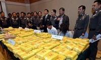 ๕ประเทศสมาชิกอาเซียนและจีนร่วมมือกันป้องกันและปราบปรามยาเสพติด