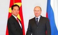 นายกรัฐมนตรี Nguyễn Tấn Dũng เสร็สสิ้นการเยือนรัสเซียและเบลารุส