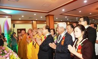 เสรีภาพทางศาสนาในเวียดนามสะท้อนจากงานวันวิสาขบูชา